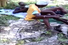 افلام نيك افريقيات سود فى الغابه